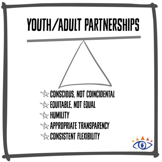 Youth/adult partnerships