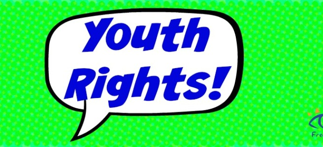 The Freechild Project Youth Rights section