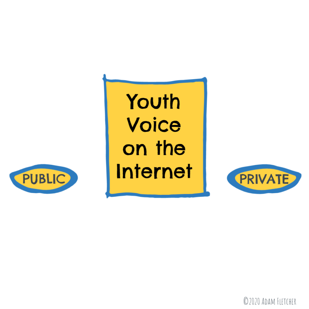 Online Youth Voice Aspects